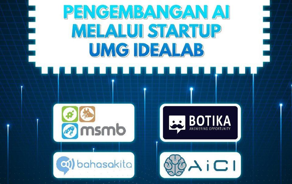 Pengembangan AI Pada Bisnis Startup di Tahun 2020 ini