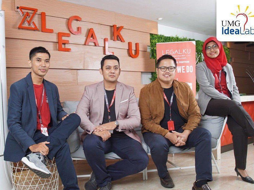 Deretan Startup UMG Idealab: Dari Platform Legalitas Sampai Konten Hiburan