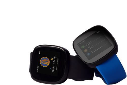 Smartwatch WISH Dari Widya Imersif Mampu Deteksi Dini Covid-19